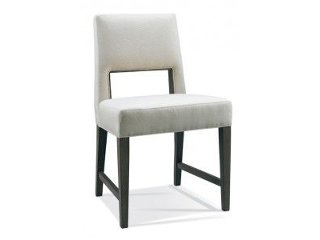 Cth sherrill occasional dining room side chair 308 002 for Dining room johnson city tn