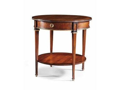 CTH-Sherrill Occasional Round Lamp Table 730-930
