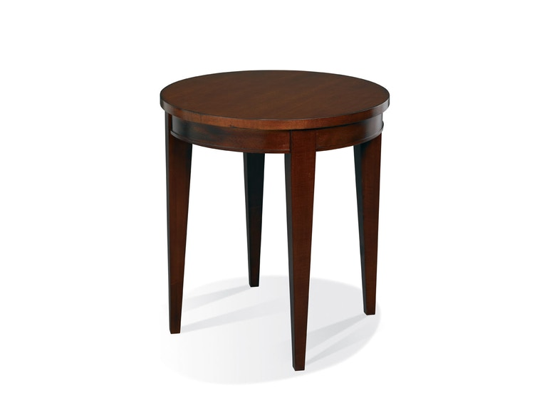 CTH Sherrill Occasional Living Room Side Table 90Q 24D McArthur Furniture