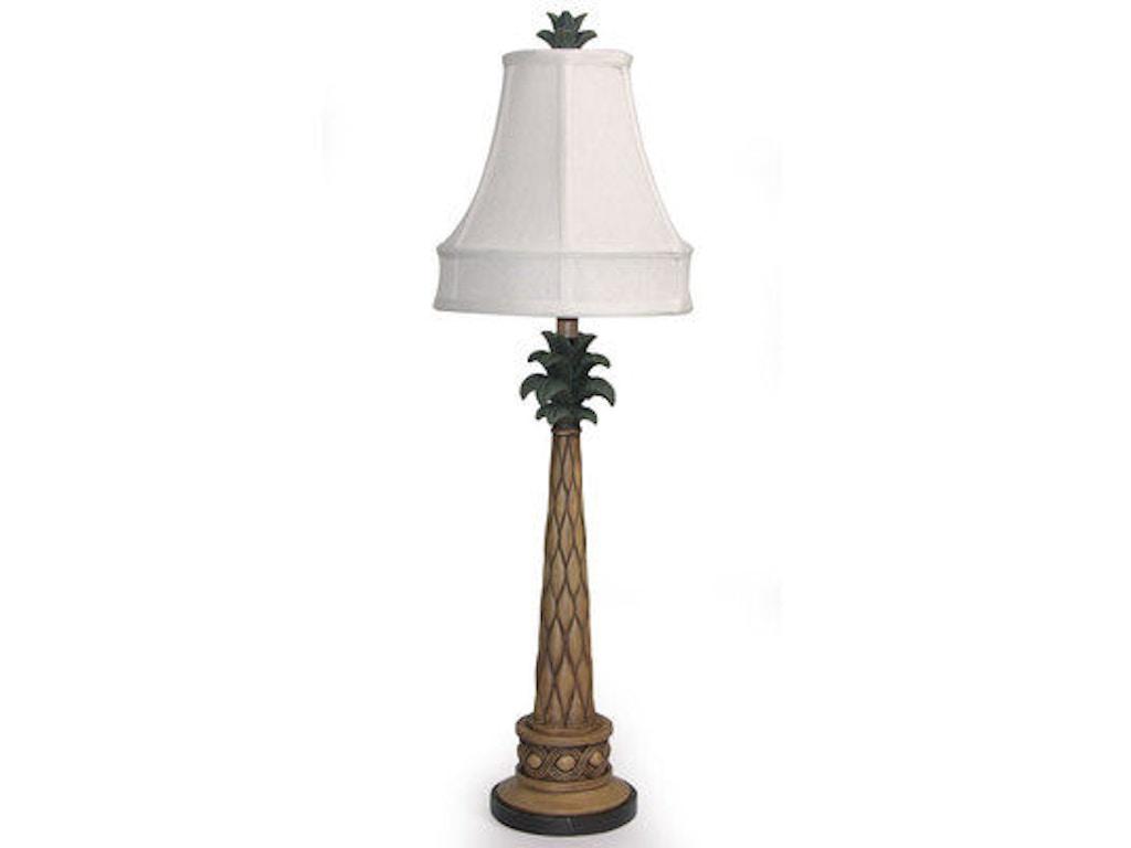 Patio 1st Lamps and Lighting Palm Tree Desk Lamp ISLA151DL FWDG – Tree Desk Lamp