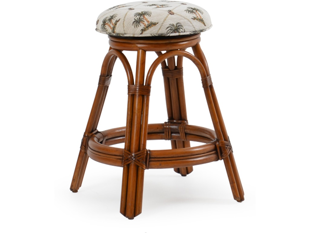 Watermark Living Bar and Game Room Backless Swivel Counter Stool ...