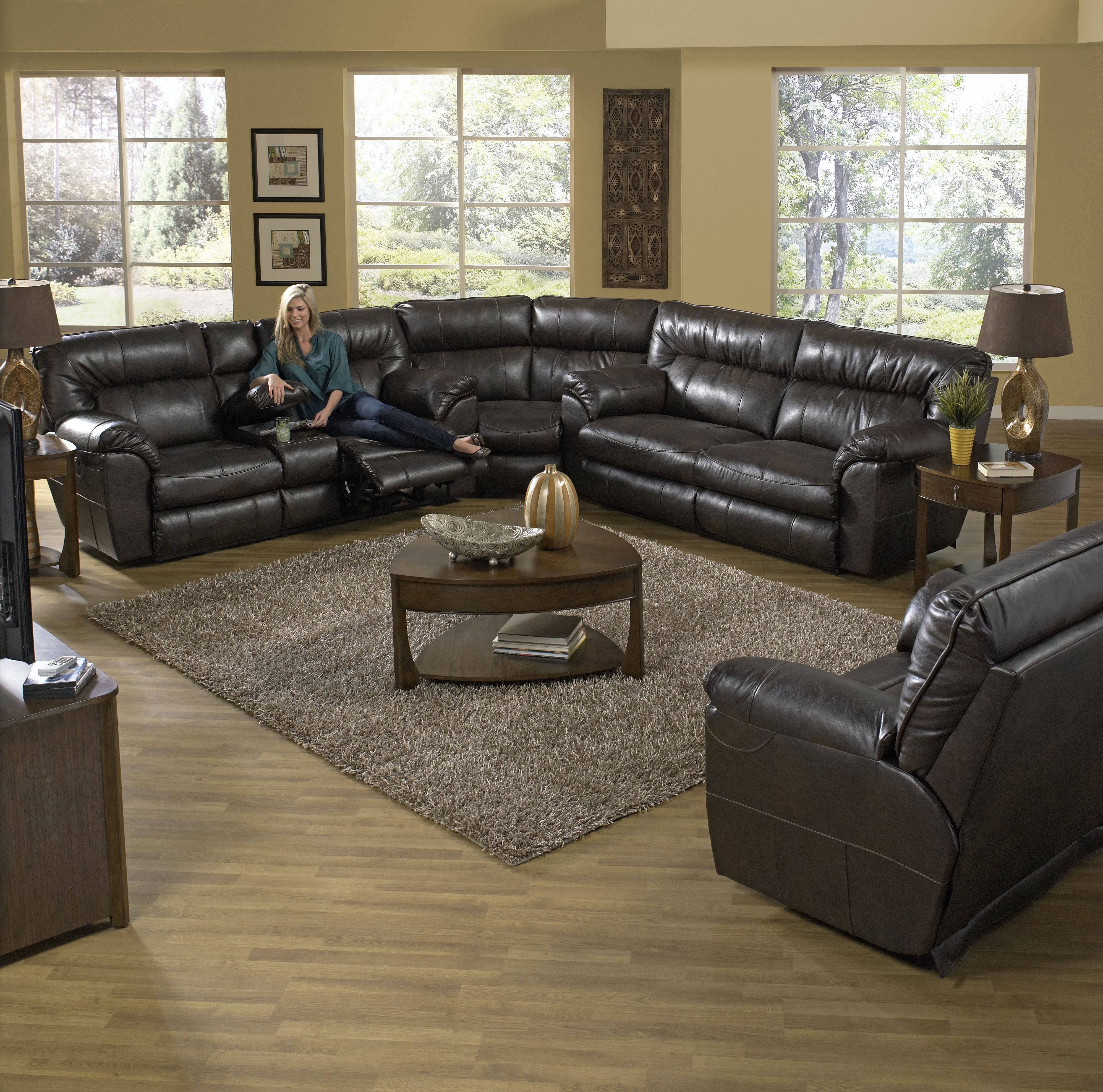 Catnapper Furniture Living Room Wedge 4048   B.F. Myers Furniture    Goodlettsville And Nashville Area, TN