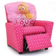 ... Kidz World Furniture Barbie Recliner 1300 Recliner Barbie