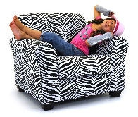 tween furniture. Kidz World Furniture Tween Club Chair 1950-Club Chair-Tween R