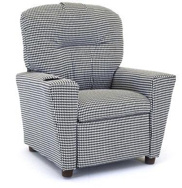 Kidz World Furniture Tween Recliner 2300 Recliner Tween ...