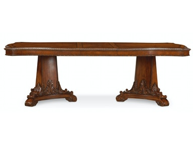 ART Furniture Double Pedestal Dining Table 143221-2606