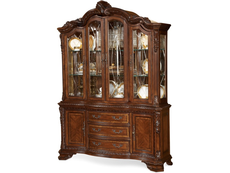 ART Furniture Dining Room China Cabinet Set 4848 Carol Inspiration Dining Room China Hutch