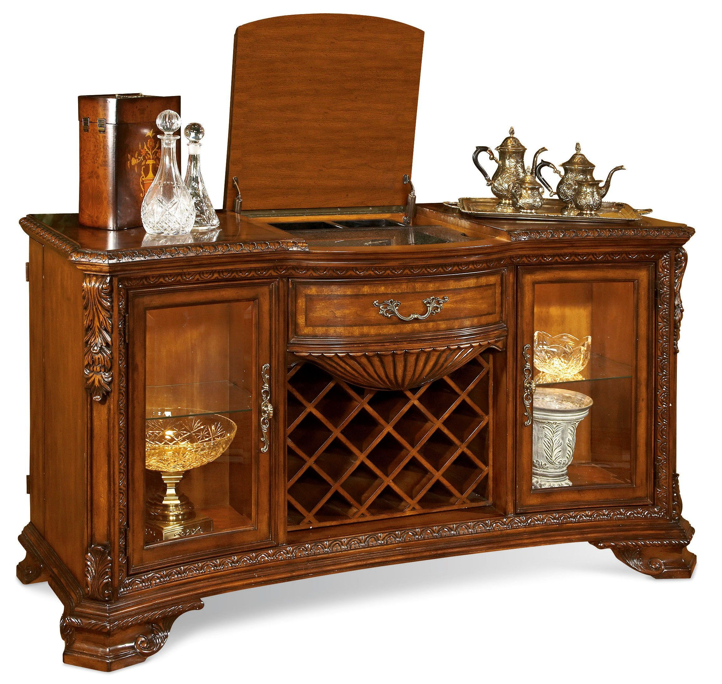 ART Furniture Wine And Cheese Buffet 143252 2606