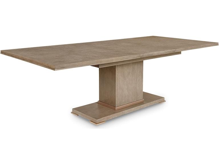 ART Furniture Dining Room Belfort Rectangular Table BASE 232221 2323BS