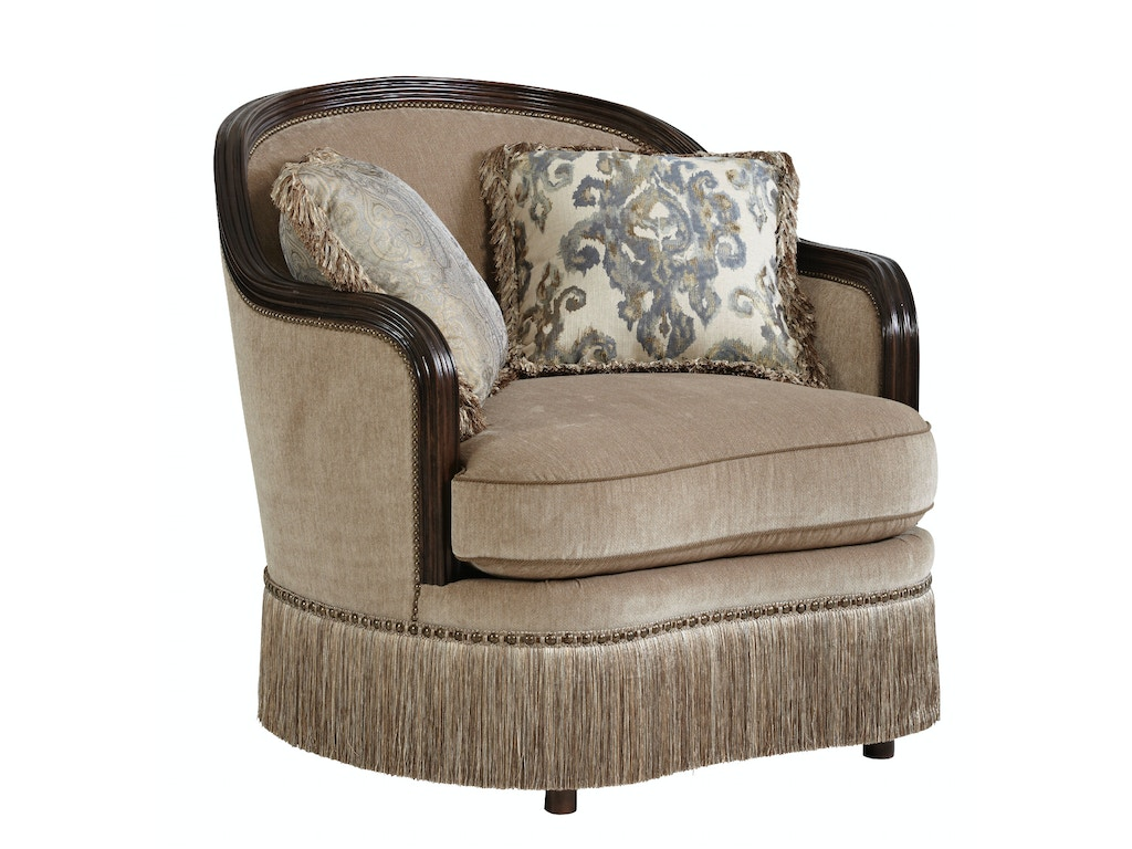 art furniture living room matching chair 509503 5527ab burke