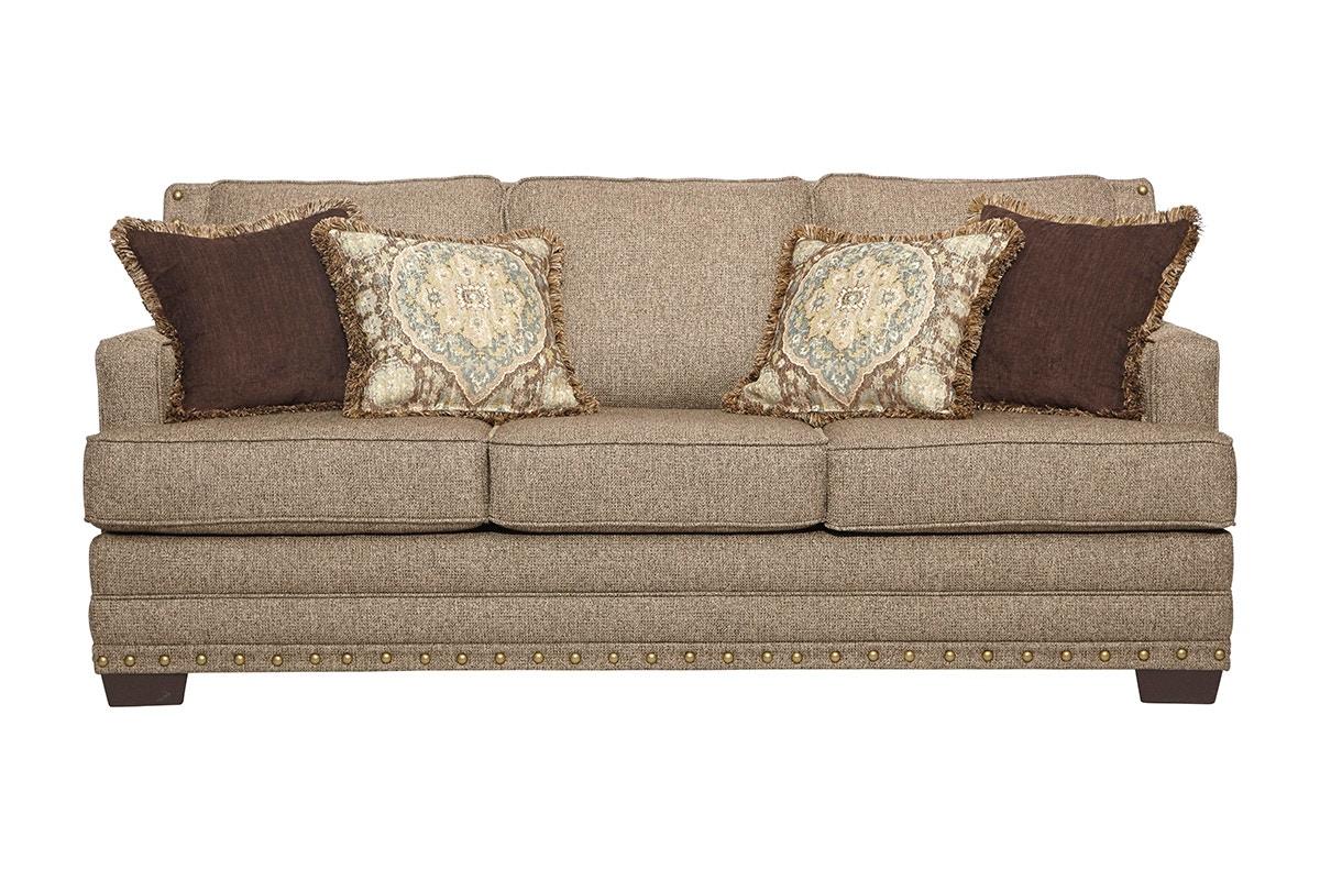 Hughes Furniture Living Room Sofa 10100s Arthur F
