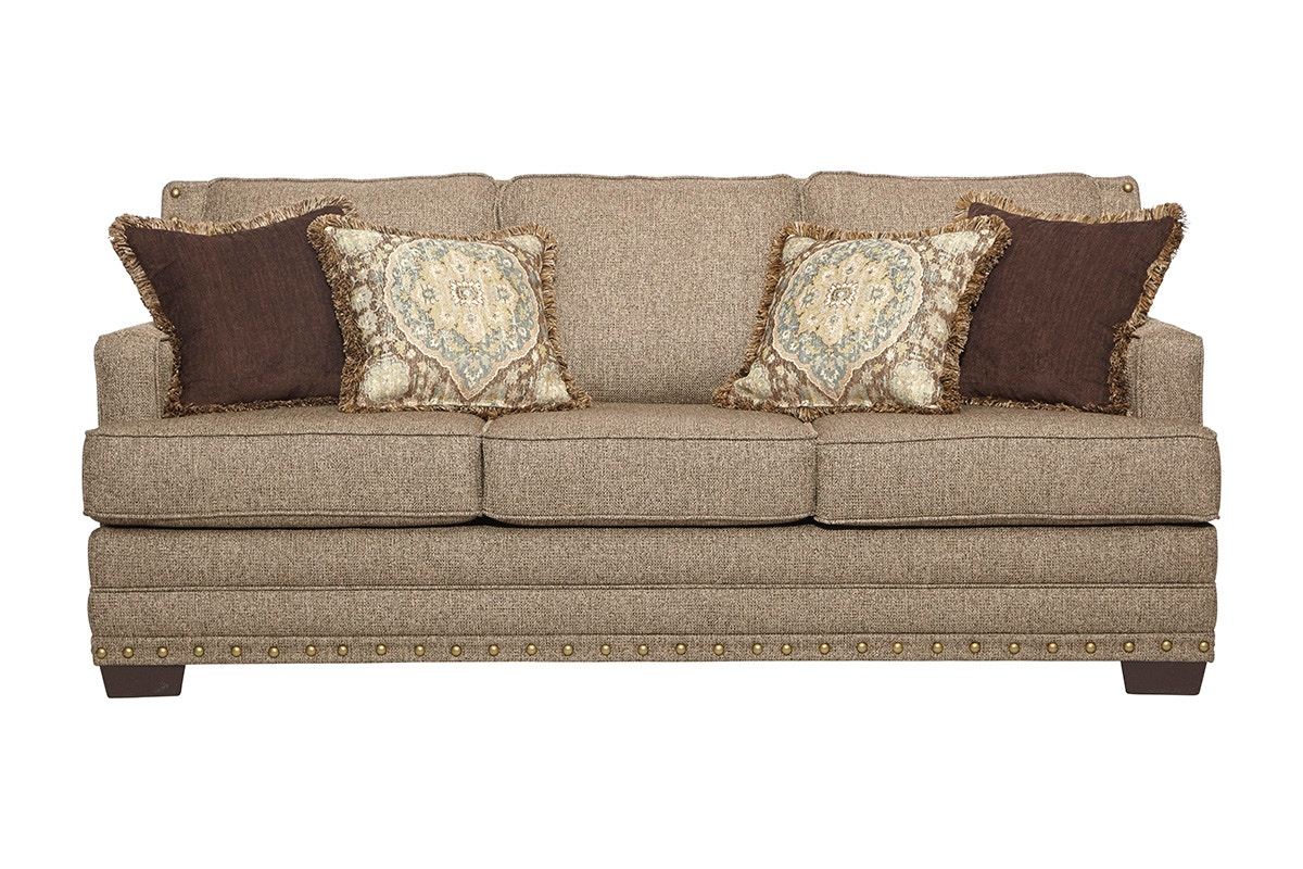 Hughes Furniture Sofa 10100S ...