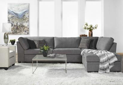 Beautiful Hughes Furniture Living Room Sectional