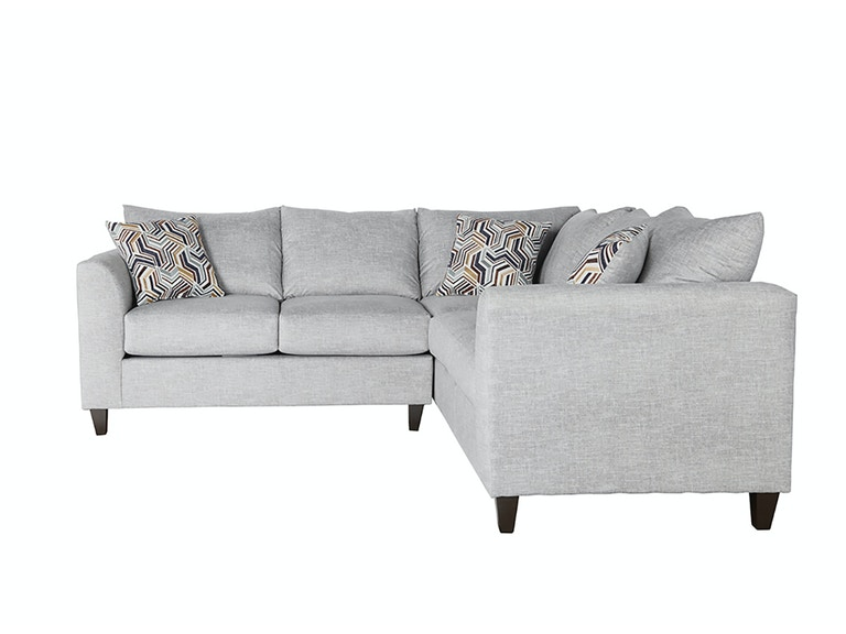 Hughes Furniture Living Room 2100 Sectional Carol House Furniture Maryland Heights And