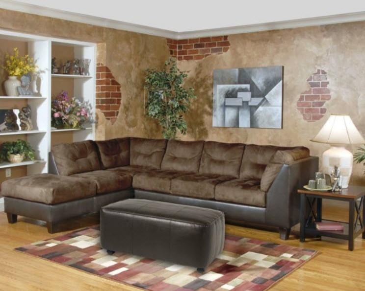 Merveilleux Hughes Furniture Living Room Right Facing Sofa 2550RFS   Furniture  Marketplace   Greenville, SC
