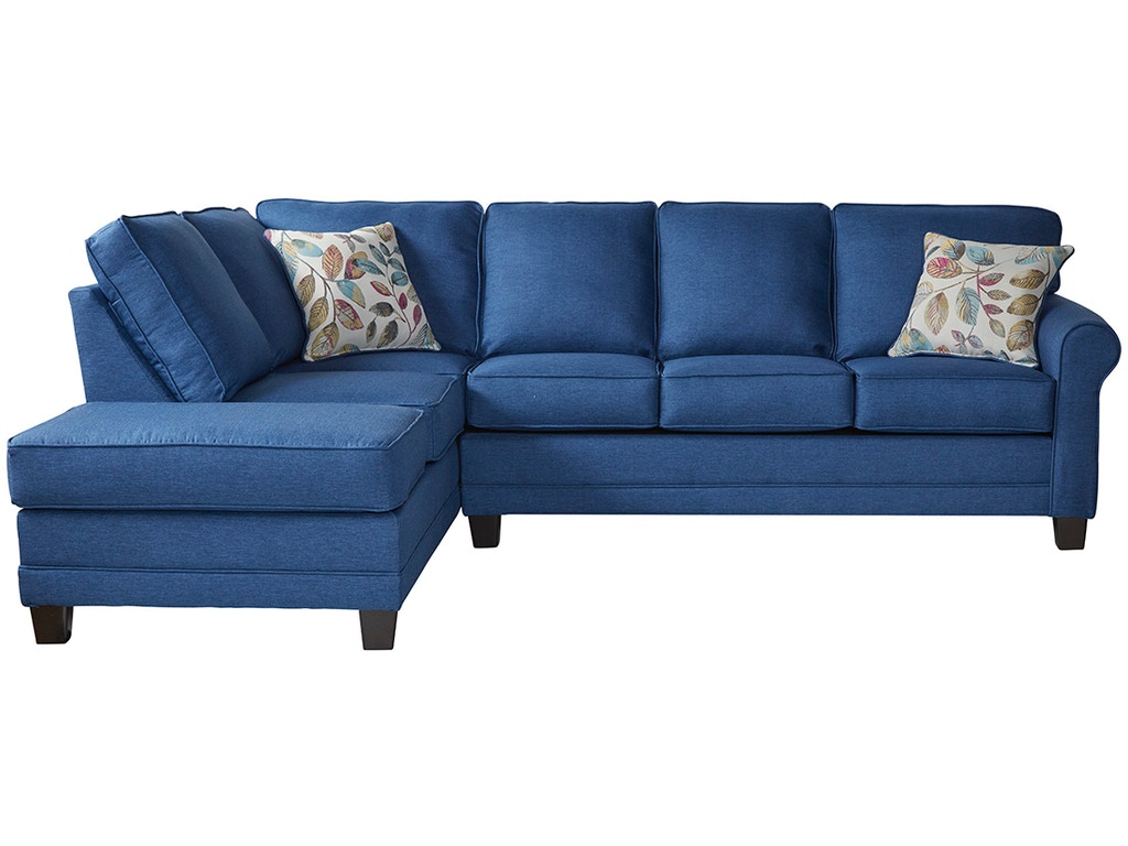 Hughes Furniture Living Room Sectional 3700sec Carol House Furniture Maryland Heights And