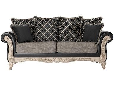 Hughes Furniture Living Room Sofa