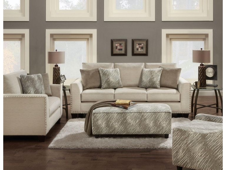 Fusion Living Room Chair And A 1 2 1462Empire Stone At Kaplans Furniture