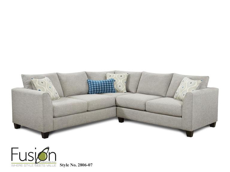 Fusion Living Room The 2806 Paradigm Quartz Priba Furniture And Interiors Greensboro North