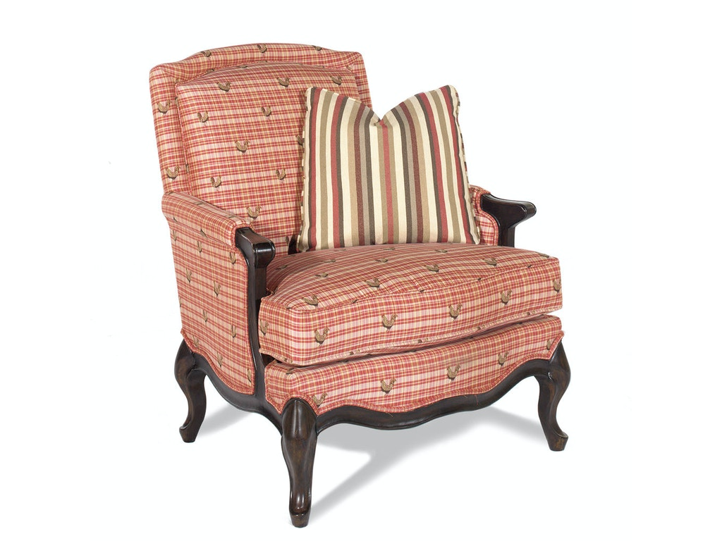 Paula Deen By Craftmaster Living Room Chair P092010bd Hickory Furniture Mart Hickory Nc