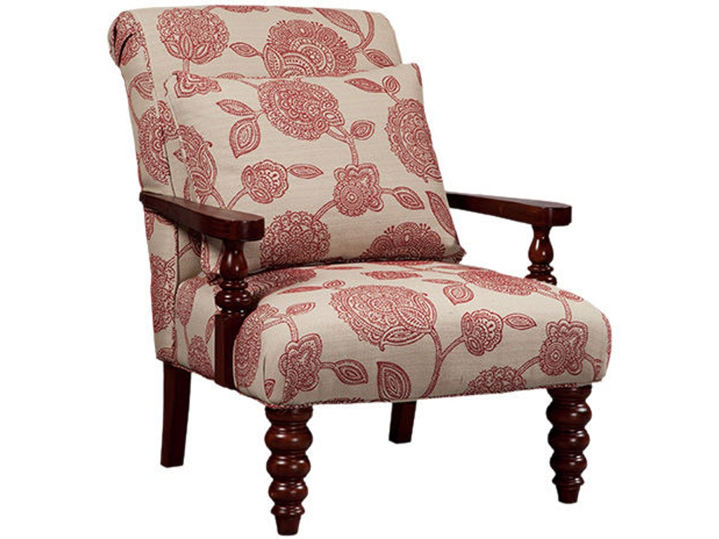 Paula Deen By Craftmaster Living Room Chair Tyndall