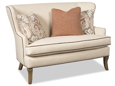 Paula Deen by Craftmaster Living Room Settee