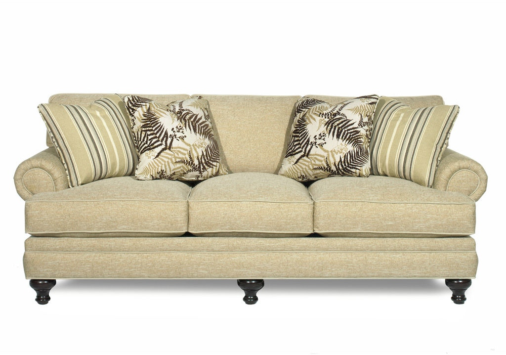 paula deencraftmaster living room three cushion sofa p709950bd