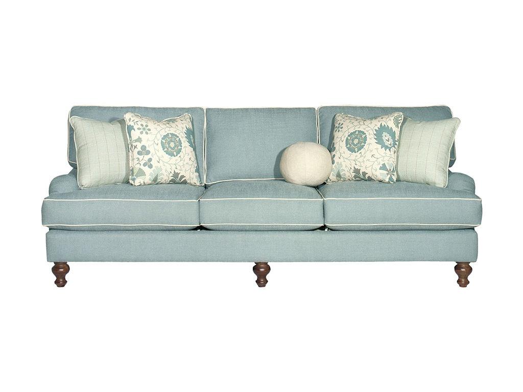 Paula Deen Living Room Furniture Collection Paula Deen By Craftmaster Living Room Sofa P734350bd Craftmaster