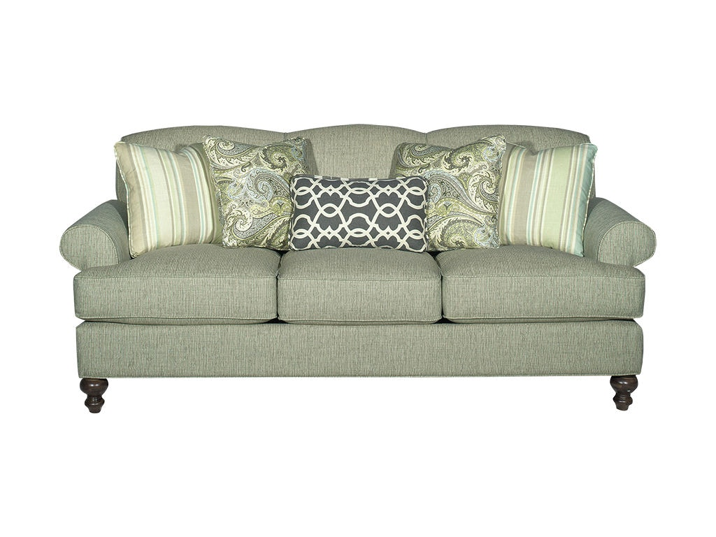 Paula Deen Living Room Furniture Collection Paula Deen By Craftmaster Living Room Sofa P736550bd Craftmaster