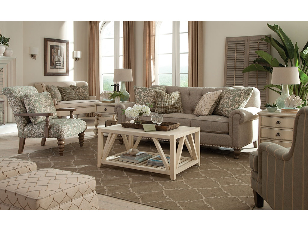 Paula Deen by Craftmaster Sofa P754150BD - Paula Deen By Craftmaster Living Room Sofa P754150BD - Stacy