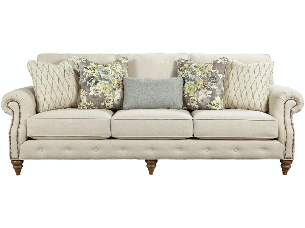 Paula Deen By Craftmaster Living Room Sofa P763250bd