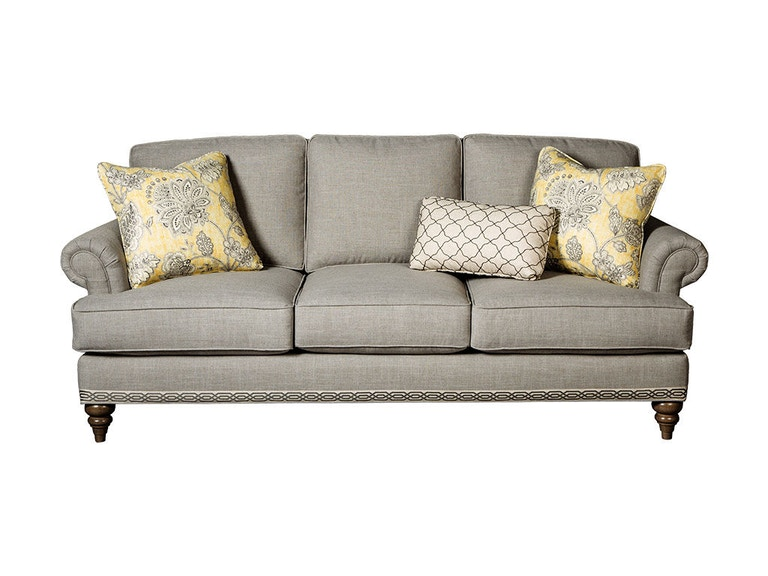Paula Deen By Craftmaster Living Room Sofa P764650bd Sofas Unlimited Mechanicsburg And