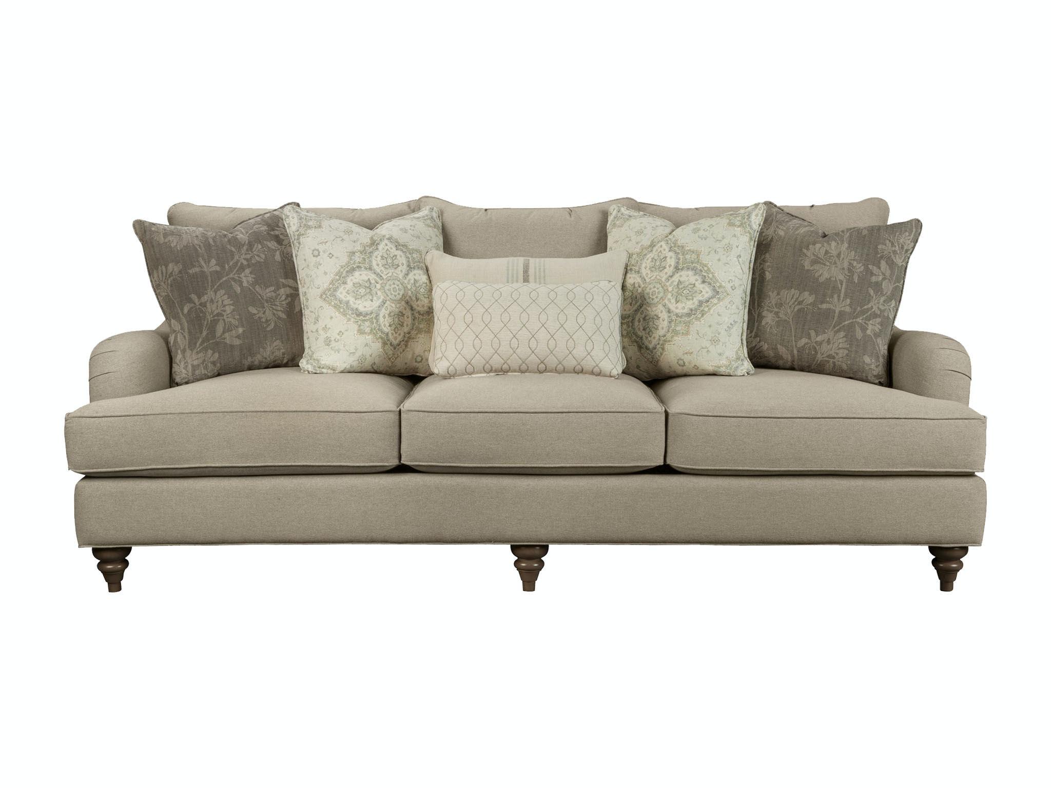 Paula Deen By Craftmaster Living Room Sofa P773654bd Great Deals
