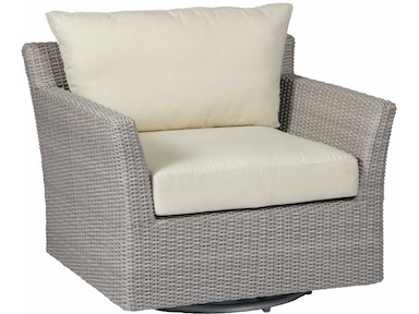 Summer Classics Club Woven Swivel Glider 262624