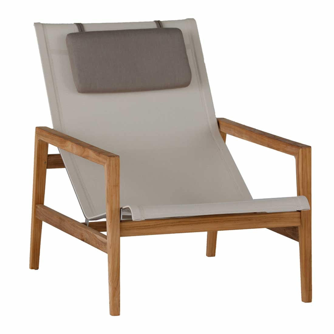 Summer Classics Outdoor Patio Coast Easy Chair Zing Casual Living N
