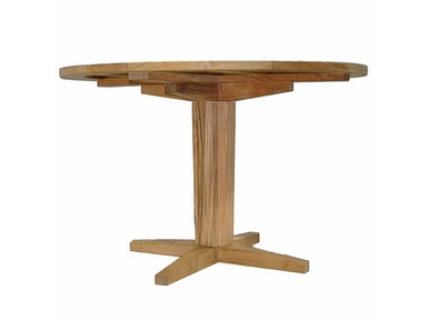 Summer Classics Club Teak Pedestal Base 28494