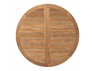 Summer Classics Club Teak 48 Round Table Top 28474