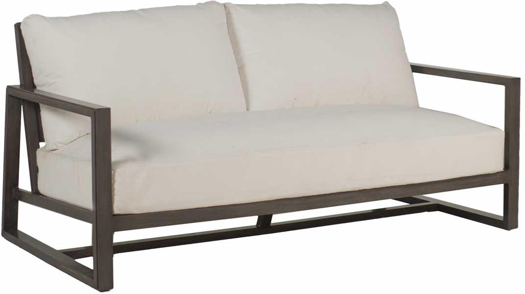 Summer Classics Outdoorpatio Avondale Aluminum Sofa 340435