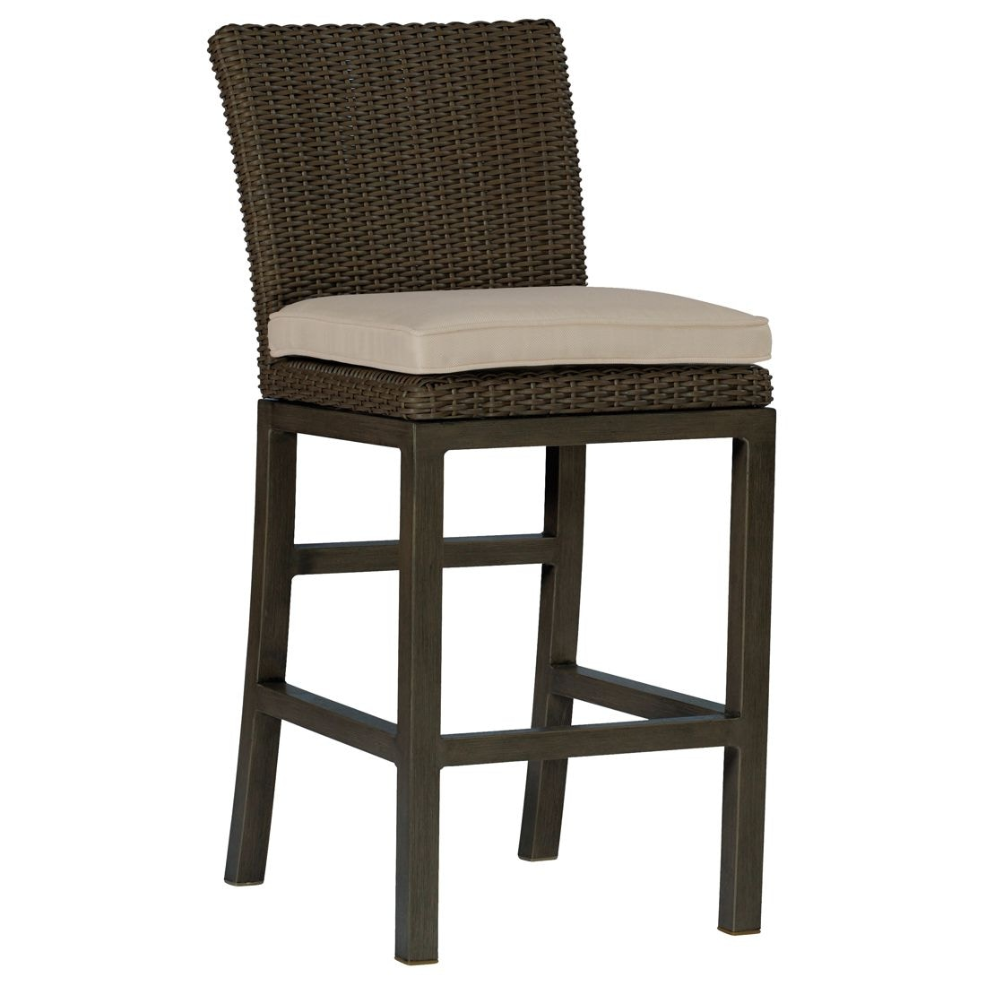 Summer Classics Outdoor Patio Rustic 24 Barstool Zing Casual Living