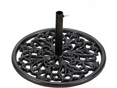 Summer Classics Florentine Cast Iron Outdoor Umbrella Bases 92102