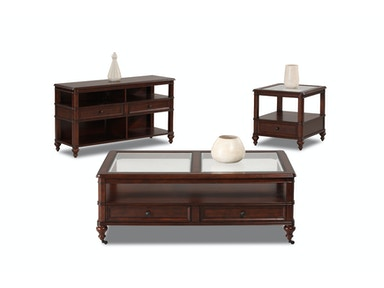 Klaussner International Living Room Kinston Tables