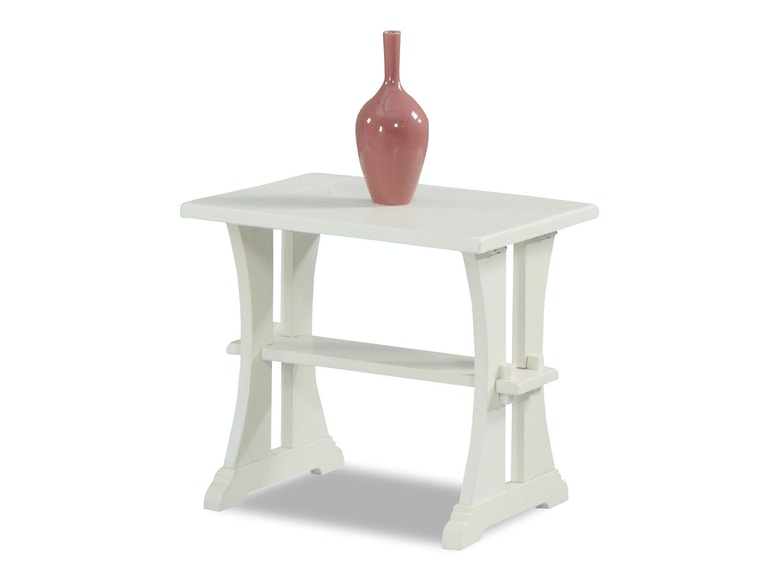 Klaussner International Santa Cruz End Table 377-809 ETBL
