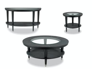 Klaussner International Living Room Ontario Tables