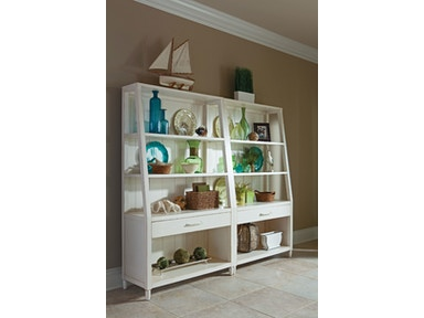 Klaussner International Sea Breeze Bookcase 424-860 BOOK