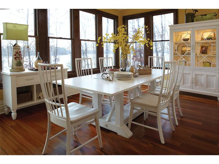 Klaussner International Dining Room Sea Breeze 424 Dining Room ...