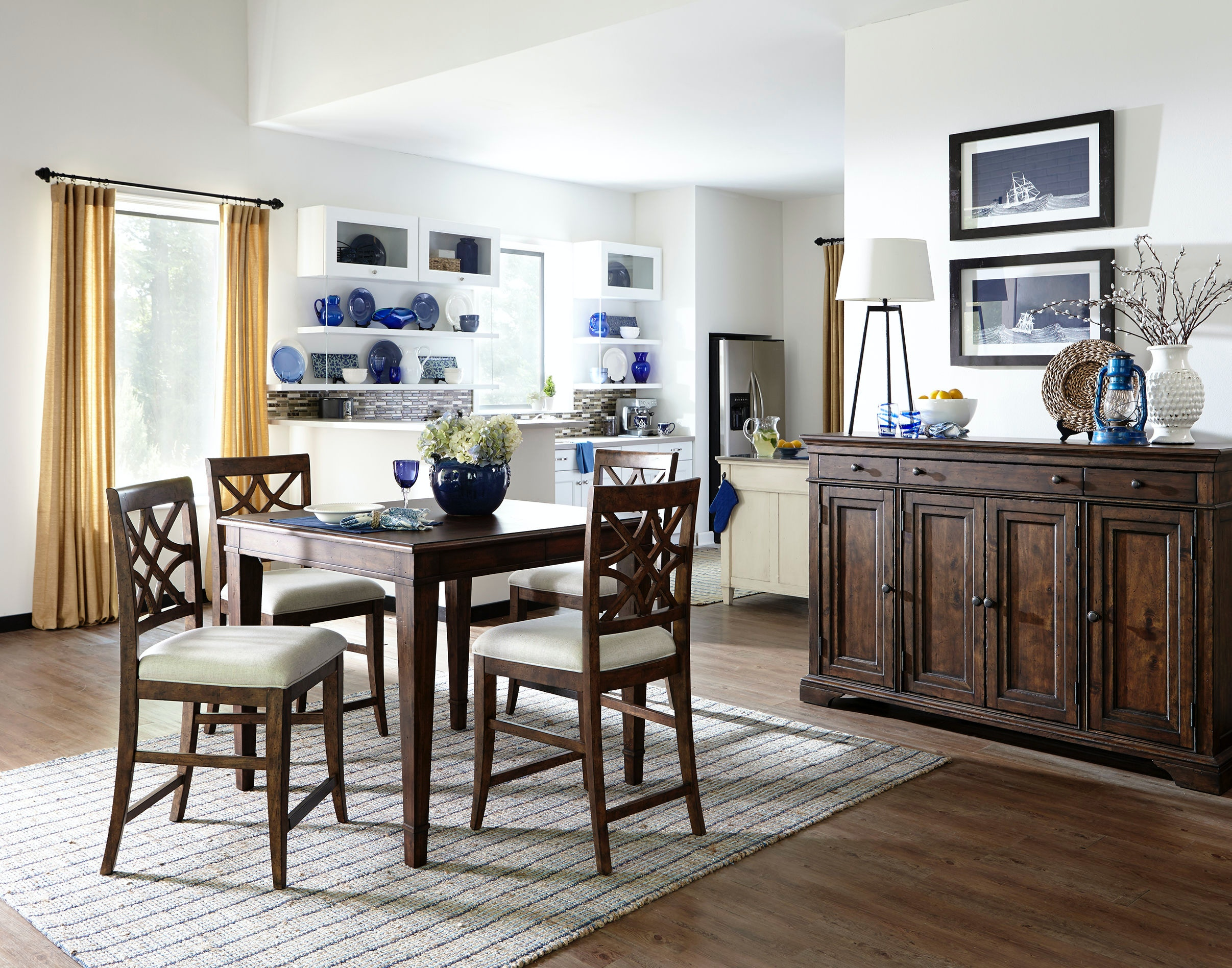... Klaussner International Trisha Yearwood 920 Dining Room ...