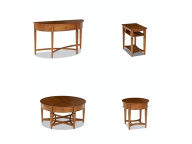 Klaussner International Wentworth Tables 509 Occasional