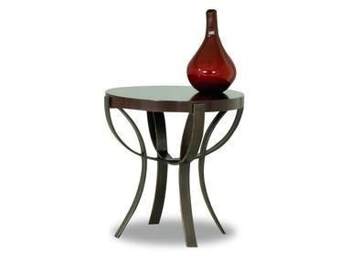 Klaussner International Living Room Onslow End Table