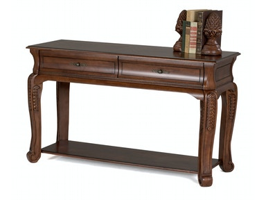 Klaussner International Living Room Winchester Sofa Table