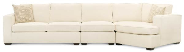 The MT Company Living Room Left Arm Facing Angle Chaise TAL 2277 ACH LAF    Douds Furniture   Plumville And Greensburg, PA
